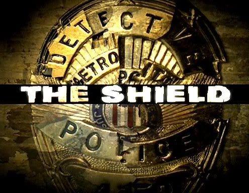 The Shield TV Series Logo
