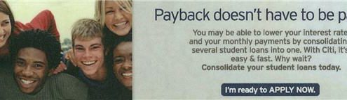 Citibank - Ad Banner